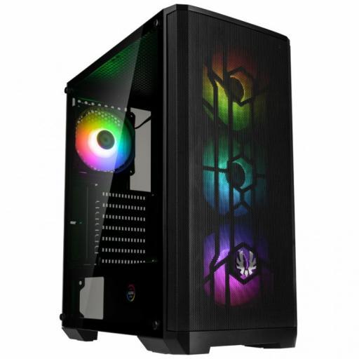 BITFENIX NOVA TG SE A-RGB - BLACK