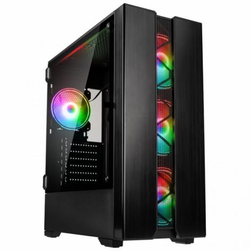 KOLINK PHALANX V2 ARGB GAMING CASE - BLACK