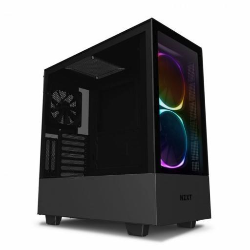 NZXT H510 ELITE - RGB BLACK TEMPERED GLASS