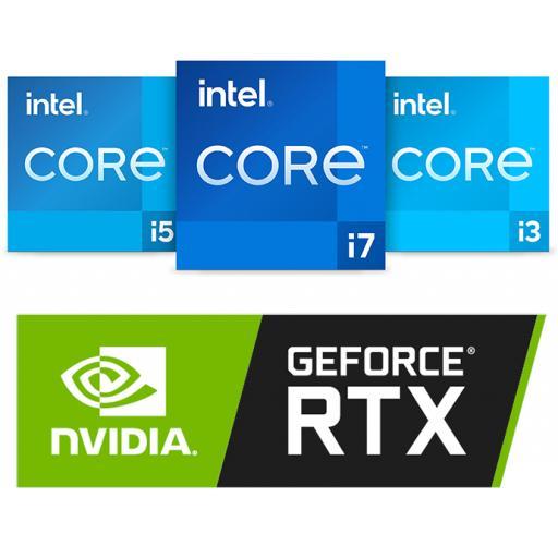Intel 11th Generation & Nvidia 30 Series Configurator